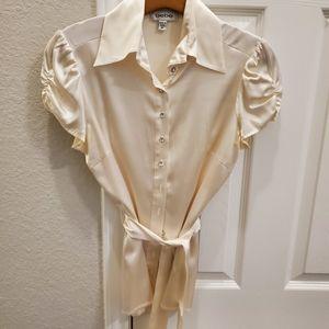 EUC Bebe blouse